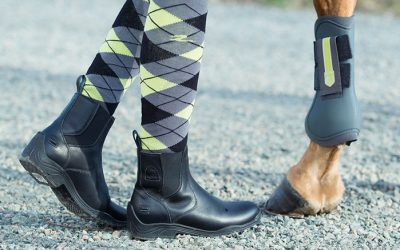 The Best Equestrian Women's Paddock Boots