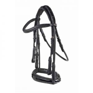 PDS Carl Hester Patent Rolled Weymouth Bridle
