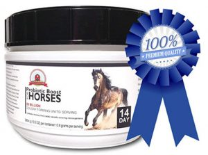 Stable Nutrition PROBIOTIC BOOST for Horses