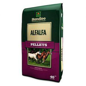 Standlee Hay Company Premium Alfalfa Pellet, 40 lb